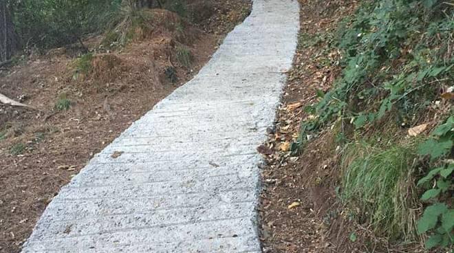 parco portofino cemento italia nostra