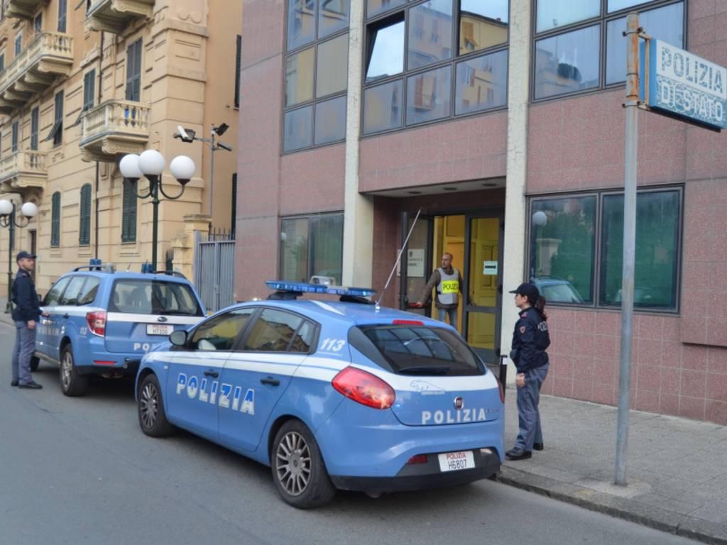 Polizia questura Chiavari