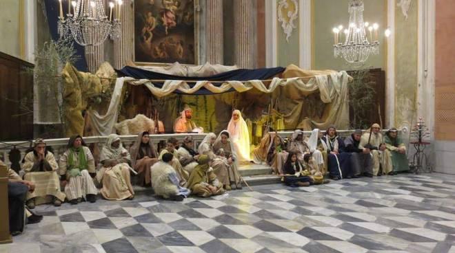 Presepe Vivente Parrocchia San Matteo Laigueglia