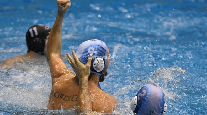 Pro Recco Vs Brescia Waterpolo serie A1 11° Giornata