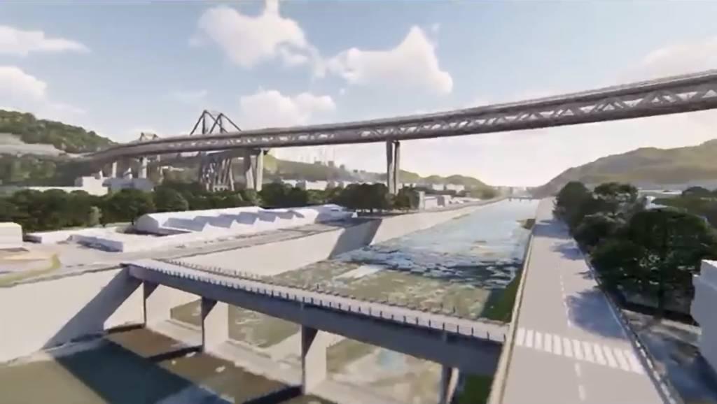 Progetto Maffeis Pizzarotti ponte morandi