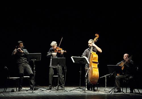 Quartetto Kletzmer musica tzigana