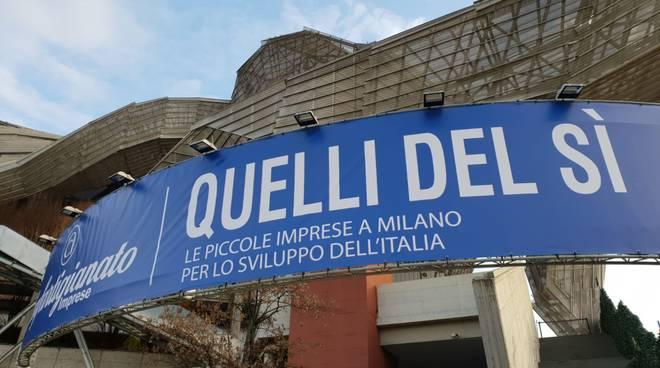 Quelli del Sì Confartigianato Liguria