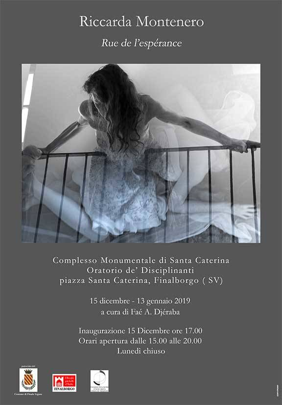 """Rue de l'esperance"" mostra Riccarda Montenero"