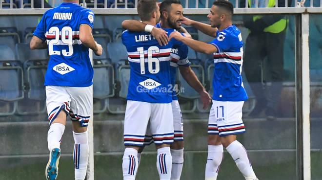 Sampdoria Vs Bologna Serie A