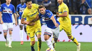 Sampdoria Vs Chievo 18° Giornata Serie A