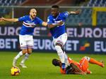 Sampdoria Vs Spal Coppa Italia quarto turno