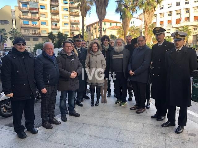 """Savona, inaugurato il """"Giardino Rotondo"""" in piazza Saffi"""