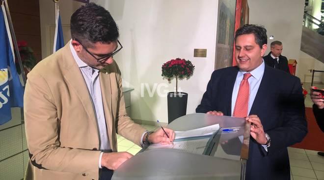 Savona, rinnovato l'accordo tra Costa e Autorità Portuale