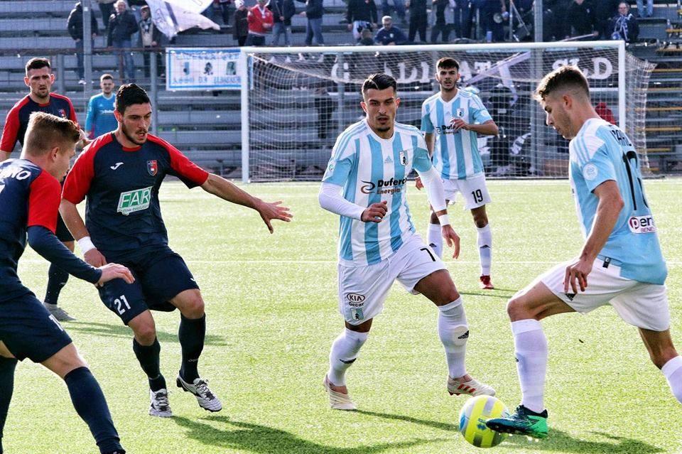 Serie C, Virtus Entella vs Gozzano