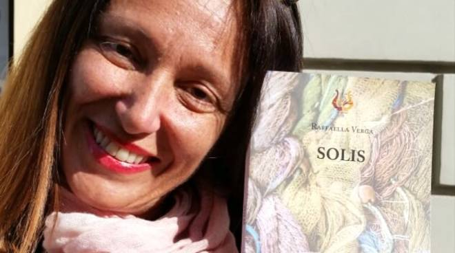 """Solis"" romanzo scrittrice Raffaella Verga"