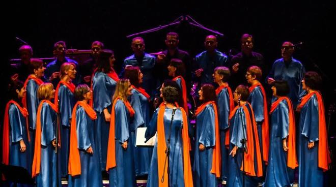 Spirituals & Folk coro gospel Genova