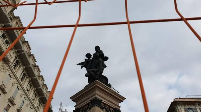 Statua duca Galliera