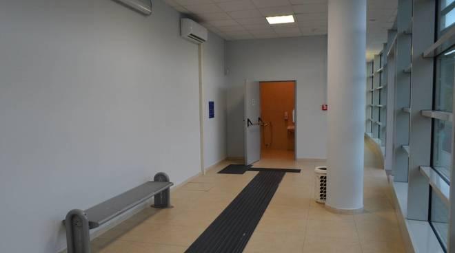 Sala Attesa Stazione Andora