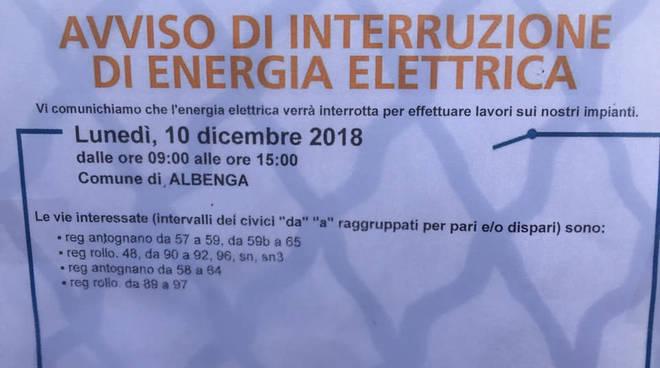 Lavori Scuole Carenda Albenga