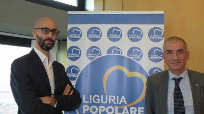 Gabriele Pisani Liguria Popolare