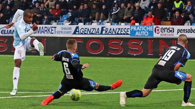 Virtus Entella vs Novara