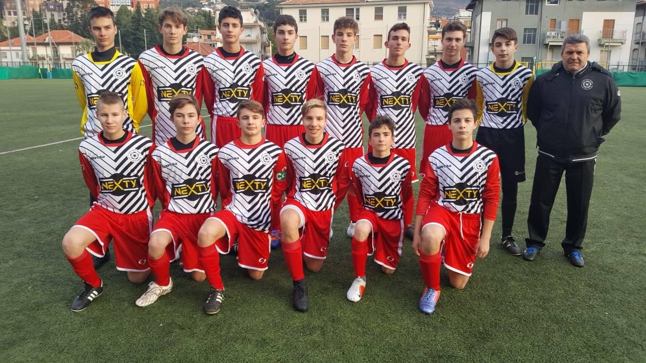 Alassio Winter Cup: i Giovanissimi