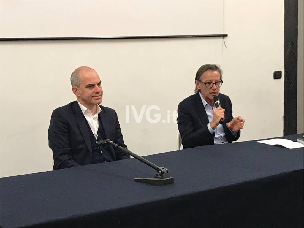 Albenga 2019, Riccardo Tomatis è il candidato sindaco della coalizione di centrosinistra