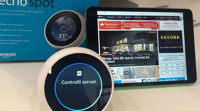 Amazon Alexa ivg