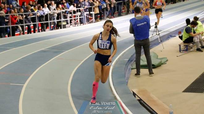 Anabel Vitale e Leonardo Musso ai campionati italiani prove multiple Allievi