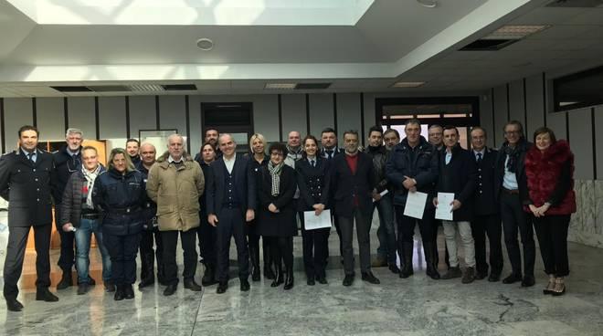 Arresti, sequestri e controlli: i numeri dell'attività svolta dalla polizia locale di Albenga nel 2018