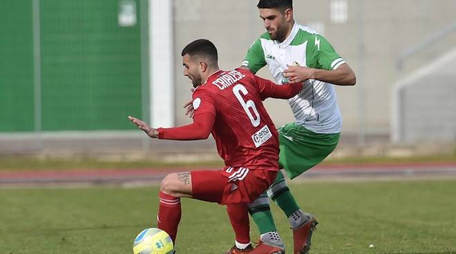 Arzachena vs Virtus Entella