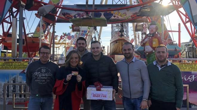 Biglietti Winter Park foto di gruppo