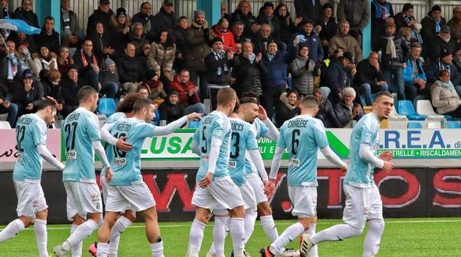 Calcio, Serie C: Virtus Entella vs Cuneo