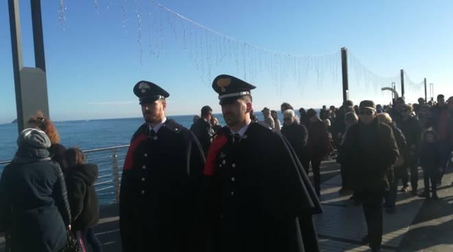 Carabinieri Alassio 2019 controlli