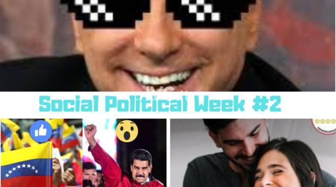 Secchezza vaginale di cittadinanza, il colpo di Stato di Instagram, la piaga dei sondaggi su FB e Berlusconi redivivo