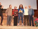 Polisportiva del Finale super premiata alla Festa dello Sportivo dell\'Anno 2018 e vince Carola Maccagno!