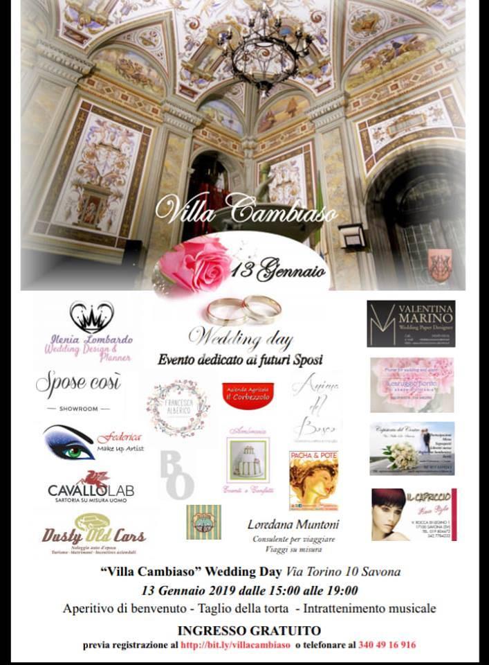 Villa Cambiaso - Wedding day