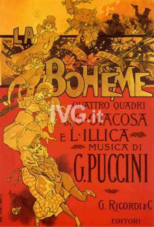 """Les \""""Soirèes Musicales\"""" - Guida all\'ascolto: La Bohème di Puccini"""