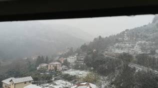 Neve a Santuario ore 12