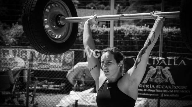 Pink Power: la nostra Alice Colella Campionessa Mondiale di Kettlebell