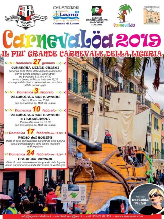 CarnevaLöa 2019 Loano
