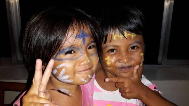 Casa famiglia Isla NG Bata Filippine