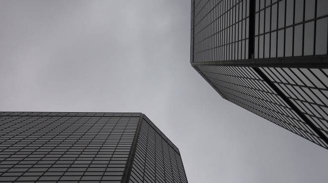 cemento grattacieli