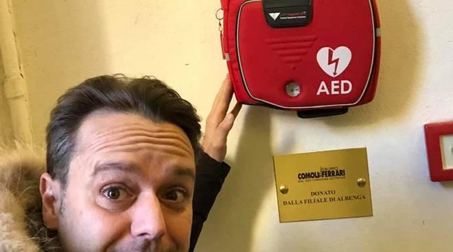 Ciangherotti defibrillatore