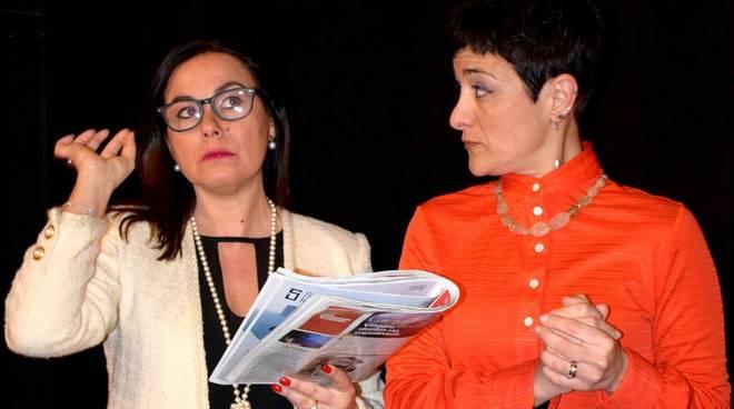 """""""Colleghi"""" spettacolo compagnia I Conviviali"""