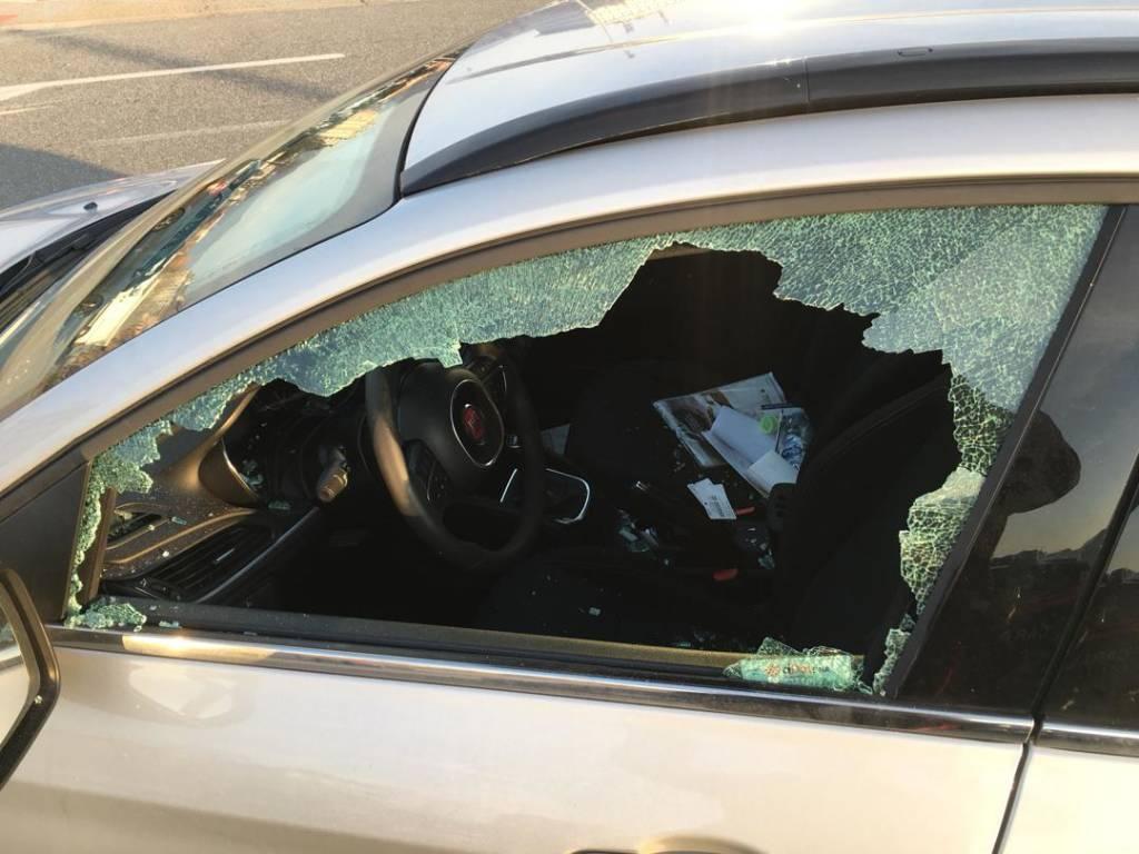 danneggiamenti auto