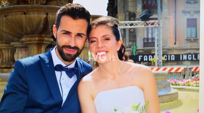 Davide e Monica parto casa Casanova