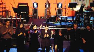 Fabrizio De Andrè live tour 1997 - 1998