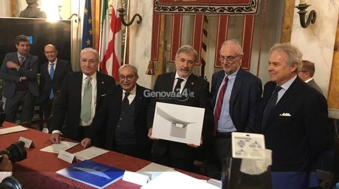 firma contratta ricostruzione ponte morandi