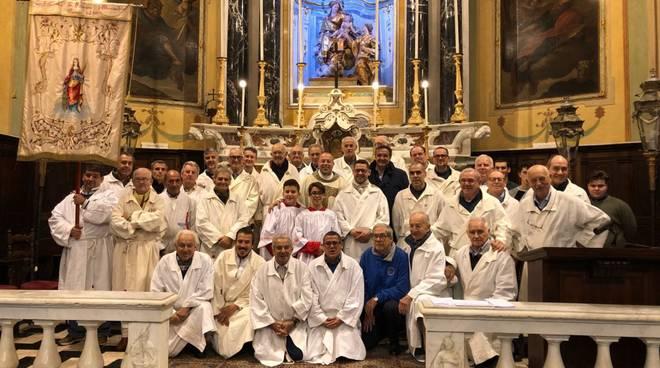 Fotonotizia messa Sant'Ambrogio Alassio