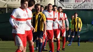 Genova Calcio Vs Cairese Campionato Eccellenza Liguria