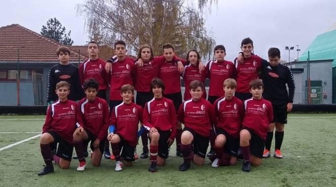 giovanissimi 2005 della Veloce 2005