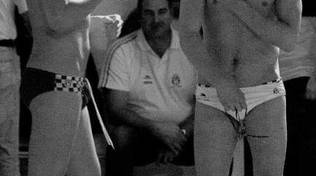 Giovanni Bianco, pallanutista Rari Nantes Savona