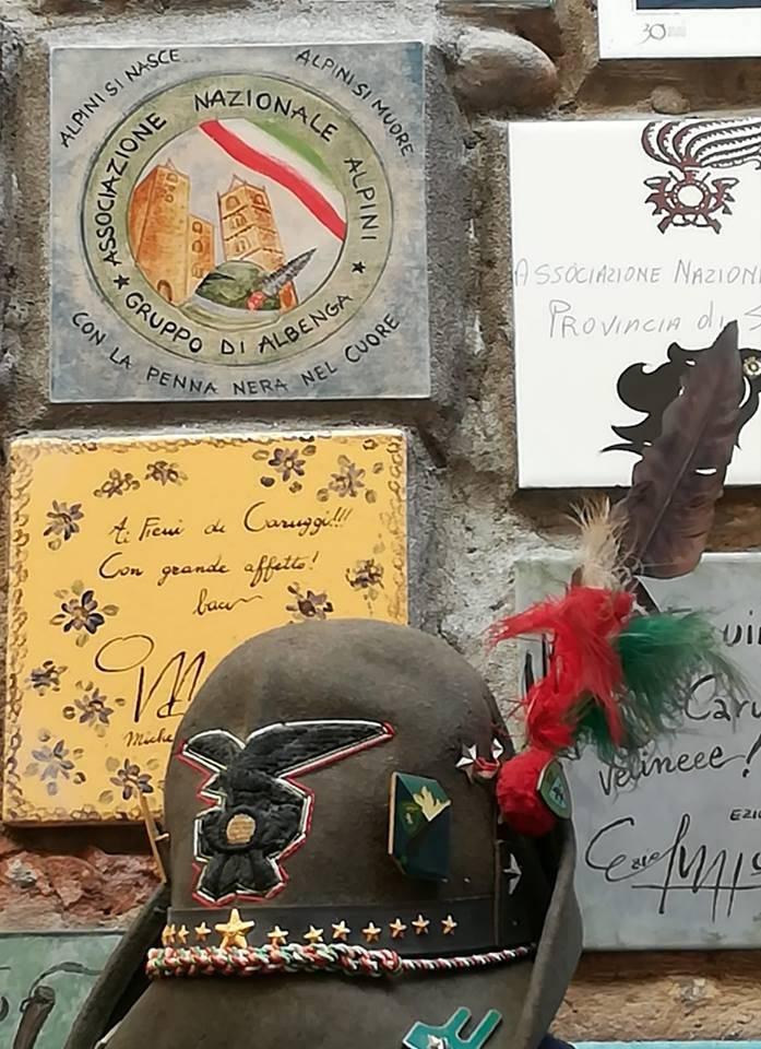 Il gruppo Alpini di Albenga compie 100 anni: grande festa con i Fieui di Caruggi